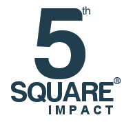 5 square new logo